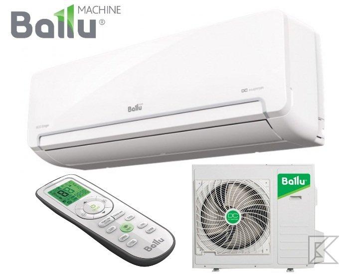 Кондиционер сплит-системы Ballu Eco Edge