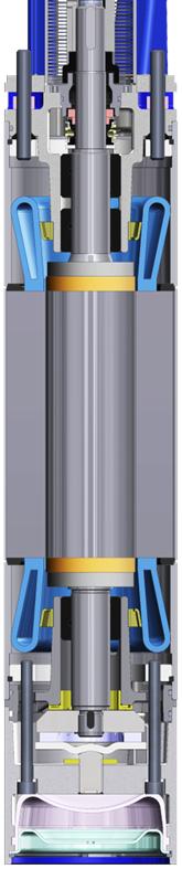 Глубинный насос ЭЦВ