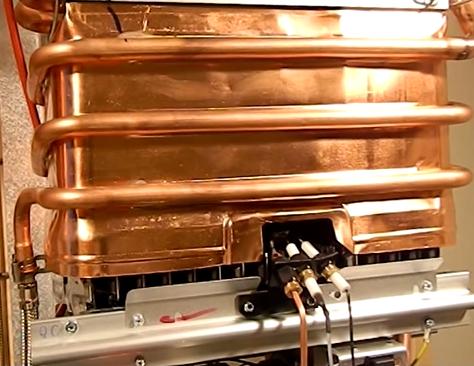 Fast EVO теплообменник, розжиг и датчик ионизации