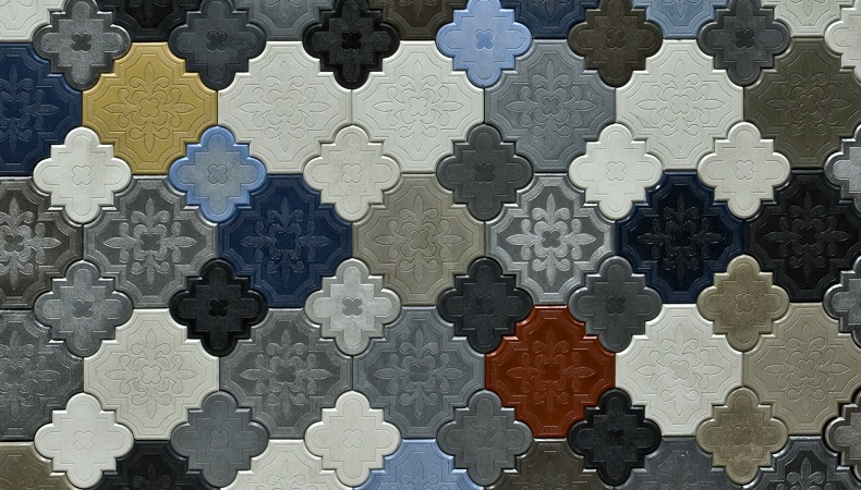 Бетонная плитка