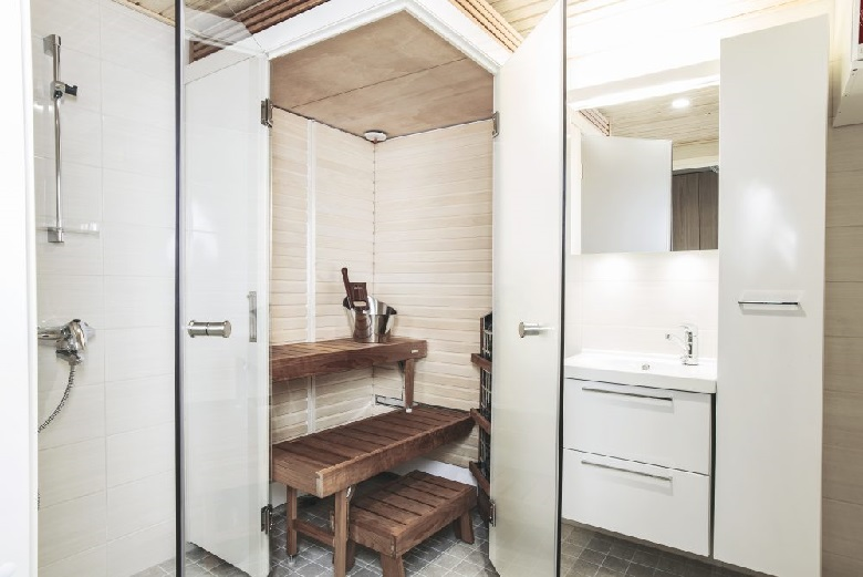 мини баня