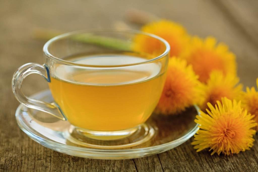 чай из корней одуванчика как сделать
