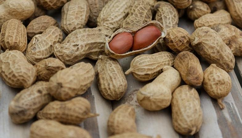 Натуральный арахис