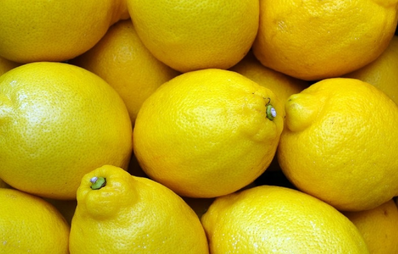 Цедра лимонов