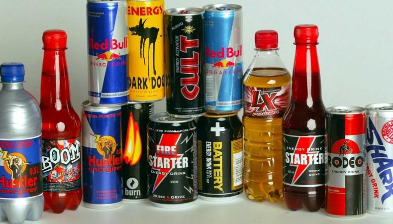 Польза энергетических напитков